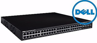 Dell PowerConnect 6248 Gigabit Ethernet Switch 48 Ports Layer 3 0xT800
