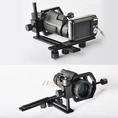 Universal Stand Metal Spotting Scopes Telescope Mount Display For Digital Camera