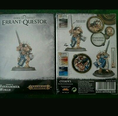stormcast eternals errant questor warhammer world exclusive