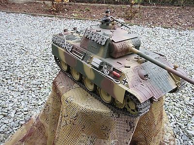 Tamiya Panther Ausführung G 1:16 full Option  WH WK2 RC Modell