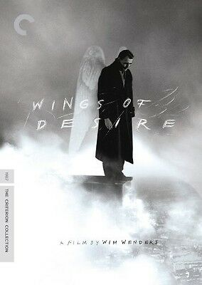 Wings of Desire [Criterion Collection] (2009, REGION 1 DVD New)