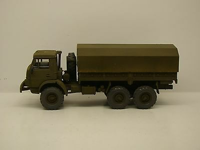 Kamaz 4310 - Camion Militaire - Made In Ussr - 1/43 -
