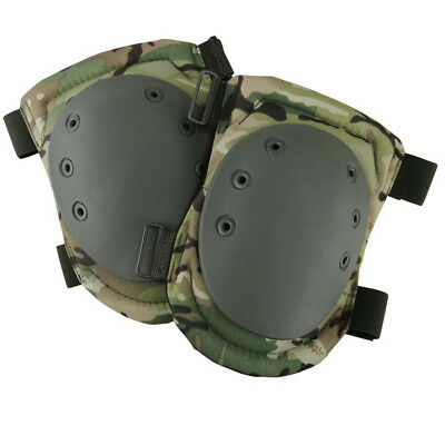NEW BTP Kombat Tactical Knee Pads Army Cadets Paintball Airsoft - MTP Compatible
