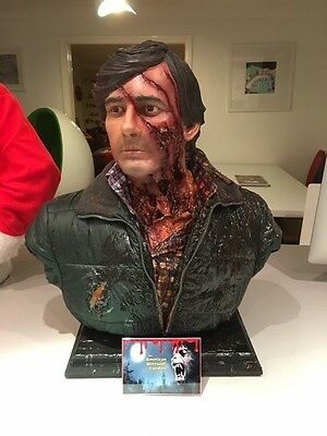 American Werewolf In London - Jack Lifesize Bust - Superb 1:1 Bust - Horror