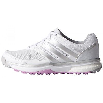 New Women'S Adidas Adipower Sport Boost 2 Golf Shoes White F33287 -Pick A Size