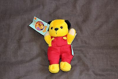 Sooty From The Sooty Show Beanie Toy