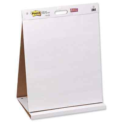 3M Post it Portable Table Flip Chart Stand Presentation Sticky Paper Pad Easel
