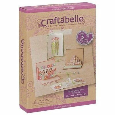 Craftabelle Pop-Up Greeting Cards Creation Kit