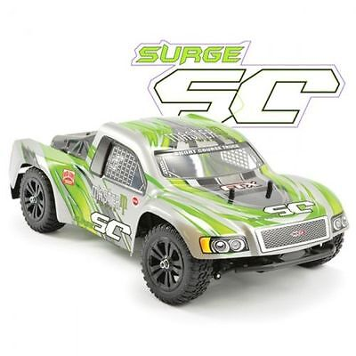 FTX Surge RTR 1/12th Scale 4WD Electric Short Course Truck - Green