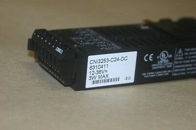Omega CNi3253-C24-DC 1/32 DIN Temperature/Process Controller Analog Relay Output
