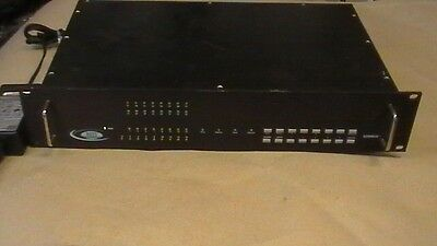 NTI SERIMUX SE-RS-32-DB9 32 port Console DB9 Serial Port Switch CS
