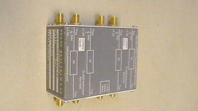 Pulse Research Lab PRL-550-LPQ4X 4-Channel LVPECL Terminator 550LPQ4X ECL/PECL