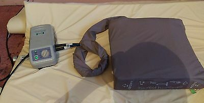 harvest healthcare Alternating Air Pressure Relief active seat  Cushion