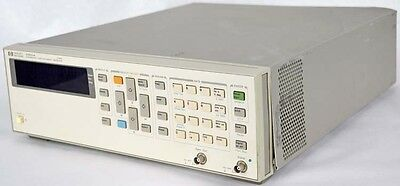 HP Agilent 3324A Industrial 21MHz Synthesized Function Sweep Generator System