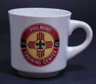 BSA Philmont Training Center New Mexico NM Coffee Mug Cup Clean Nice Condition