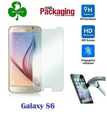 Premium Tempered Glass™ For Samsung Galaxy S6 Screen Protector Film Guard