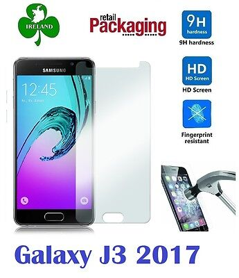 Premium Tempered Glass™ For Samsung Galaxy J3 2017 Screen Protector Film Guard