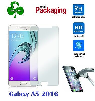 Premium Tempered Glass™ For Samsung Galaxy A5 2016 Screen Protector Film Guard