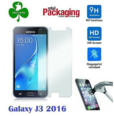 Premium Tempered Glass™ For Samsung Galaxy J3 2016 Screen Protector Film Guard