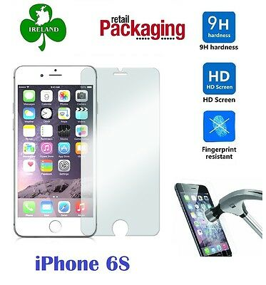 """Premium Tempered Glass™ For Apple iPhone 6S 4.7"""" Screen Protector Film Guard"""