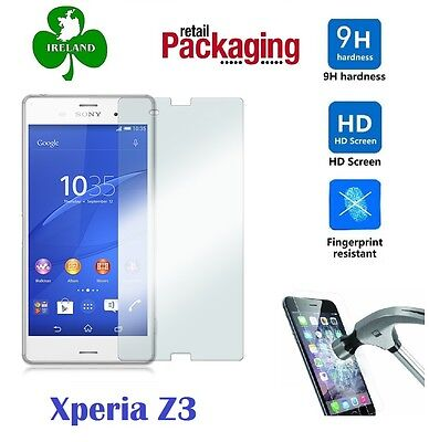 Premium Tempered Glass™ For Sony Xperia Z3 Screen Protector Film Guard