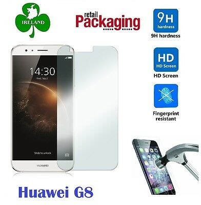 Premium Tempered Glass™ For Huawei G8 Screen Protector Film Guard