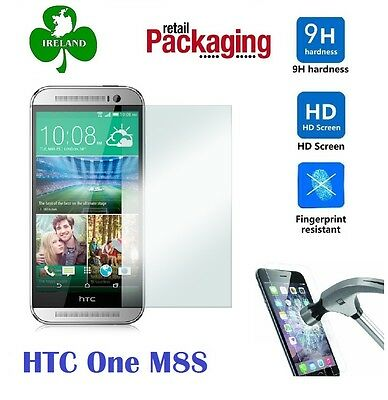 Premium Tempered Glass™ For HTC One M8S Screen Protector Film Guard