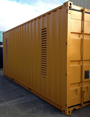 20ft / 6m 9'6ft High Cube Dangerous Goods shipping container / storage shed