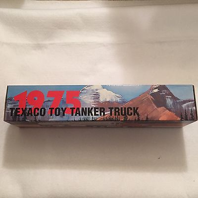 NEW 1995 Edition 1975 Texaco Toy Tanker Truck