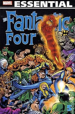 Essential Fantastic Four TPB (2005- Marvel) 2nd Edition #5-1ST NM