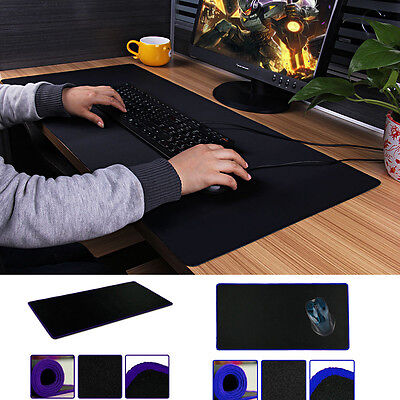 600*300 *2mm Anti-slip Large Gaming Mouse pad Keyboards Mat Laptop Mice Mat LOT