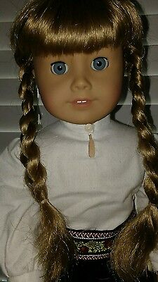 American Girl Doll  kirsten  collectors Beautiful Must Have Valentines