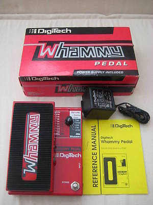 Digitech Whammy I WH-1 Wh1 Whammy Pedal with box