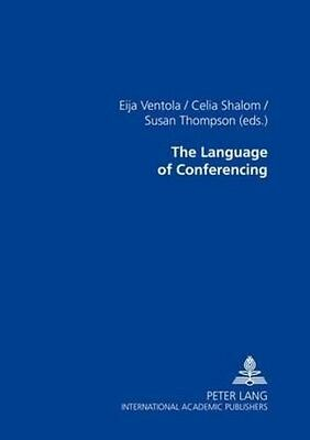 The Language of Conferencing by Paperback Book (English)