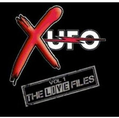 X-UFO - Vol 1: The Live Files [New CD] UK - Import