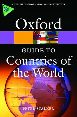 A Guide to Countries of the World 3/e (Oxford Quick Reference) (Paperback), Sta.