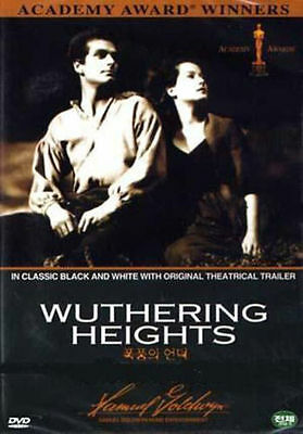 Wuthering Heights (1939) (DVD,All,Sealed,New) Laurence Olivier