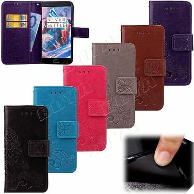 IIDA For Various Samsung Galaxy Phones Case PU Leather Protective Wallet Cover