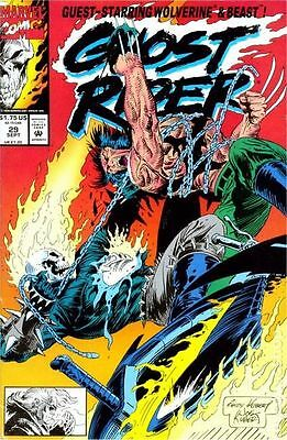 Ghost Rider (1990 2nd Series) #29 NM