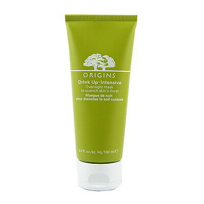 ORIGINS DRINK UP INTENSIVE OVERNIGHT MASK TO QUENCH SKIN'S THIRST 100ml