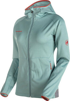 Mammut - Get Away ML Hooded Jacket Women - S - Damen Fleecejacke - Hoodie