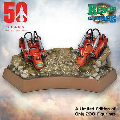 Recovery Vehicles - Thunderbirds Figurine - Robert Harrop - Limited Edition 200