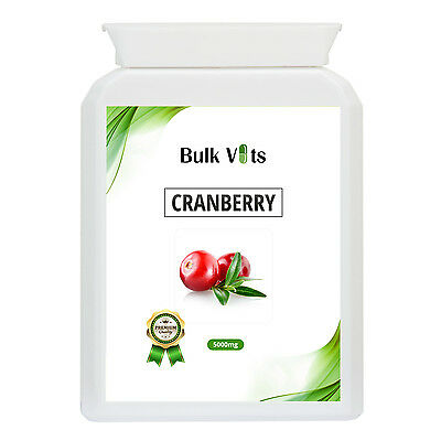 Cranberry tablets  5000mg,   BUY 1 GET 1 FREE
