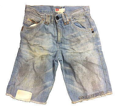 Boys Diesel Denim Shorts Junior Jeans Style Premiss Age 8-16 Years NEW