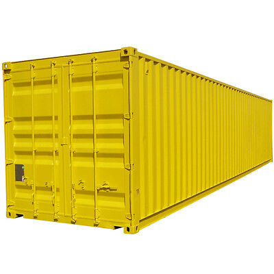40 fuss stahl container high cube 9 39 6 39 39 hoch lagercontainer seecontainer eur. Black Bedroom Furniture Sets. Home Design Ideas