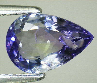 Affare!! Tanzanite Naturale Intrattata Ct. 2,06 Vs 1 In Blister