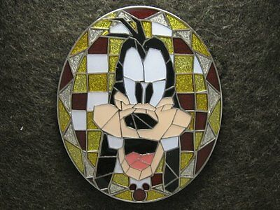 Disney Pin 2009 HKDL Mystery Tin Pin Mosaic Collection - Goofy