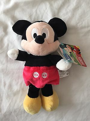 WALT DISNEY MICKEY MOUSE CLUB HOUSE Mickey Mouse Soft Plush Toy