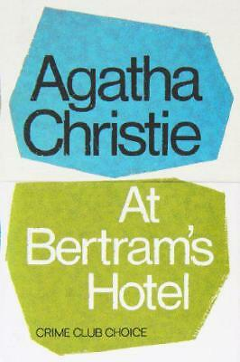 Miss Marple - At Bertram's Hotel by Agatha Christie | Hardcover Book | 978000720