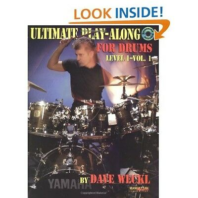 Play along Dave Weckl Ultimate Level 1 Vol. 1 (+CD)